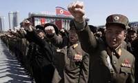朝鲜指控美方给朝鲜半岛制造紧张局势