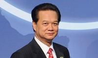 阮晋勇总理出席第23届东盟峰会