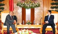 越南和科威特加强石油领域合作