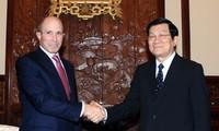美国企业是越南的首要伙伴