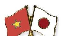 日本共同社社长访问越南