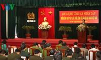 越南举行11·09法律日启动仪式