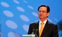 越南举行法律日公布仪式