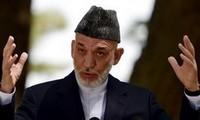 阿富汗总统呼吁塔利班共同讨论与美国签署《双边安全协议》问题