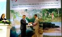 德国向越南移交海岸管理指引资料和地理空间数据