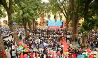 全国各地纷纷举行活动庆祝越南教师节