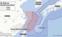 中韩在防空识别区问题上未达成一致