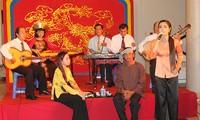 越南东南部和西南部21个省市将参加才子弹唱艺术节