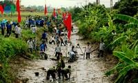 北宁青年携手建设新农村