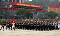 越南举行多项活动纪念人民军建军69周年