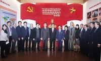 越南为2014年参加联合国维和行动做积极准备