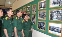 阮志清大将生平与事业摄影展在河内举行