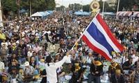 泰国反对派本周末举行大规模集会示威