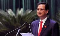 阮晋勇要求加强打击走私和贸易舞弊