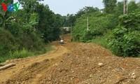 奠边创新开展的各种新农村建设模式