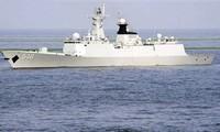 中俄军舰将联合护卫叙利亚化武运输