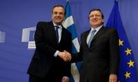 希腊正式接任欧盟轮值主席国