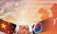 韩中自贸协定第九轮谈判取得进展