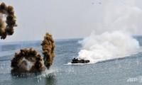 朝鲜称随时可对美韩军演实施先发制人的打击
