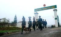 边防部队与边境地区人民合作发展社会经济