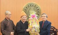 越南全国各地开展慰问并赠送年礼活动