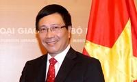 2014年越南外交实施全面融入国际目标