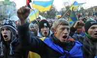 乌克兰反对派准备16日举行大规模游行示威