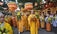 越南各个宗教自由平等共处
