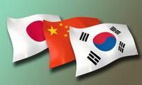 中日韩准备举行自贸协定新一轮谈判