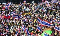 """泰国:反政府集会领导人宣布结束""""封锁曼谷""""行动"""