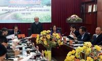 努力帮助越南西北地区贫困县乡脱贫
