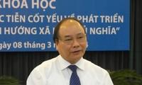 阮春福副总理:2014年国际卫塞节大会要办得庄严、周到和切实
