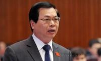 越南工贸部与卫生部部长将于四月一日接受国会常委会质询