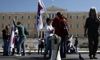 欧元区财长会议在希腊召开