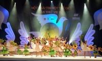 第十一届《一颗心 - 一个世界》艺术交流会在河内举行