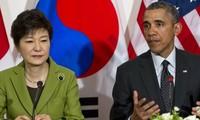 韩美敦促朝鲜停止挑衅行为