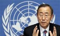 联合国呼吁全球参与禁止扩散大规模杀伤性武器
