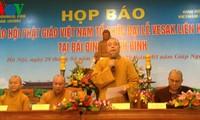 2014年卫塞节:增进越南佛教与各国佛教团结的良机