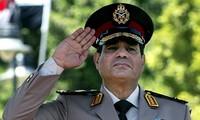 埃及前武装部队总司令兼国防部长塞西表示埃及没有穆兄会的存在空间