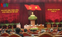 越共第十一届中央委员会第九次会议开幕