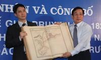 越南找到更多证据表明黄沙和长沙群岛归属越南