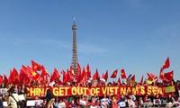 国际舆论谴责中国侵犯越南专属经济区和大陆架行为
