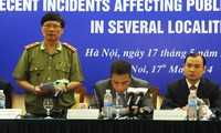 越南坚决保障外国驻越机构和外资企业安全