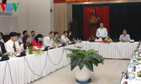 越南政府始终与外资企业并肩前行