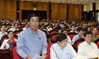 越南国会表达关切,坚决反对中国在东海的错误违法行为
