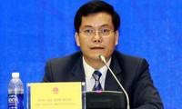 越南外交部副部长何金玉:保障亚洲和东海的和平安全稳定与合作