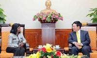 越南愿为世界维护和建设和平事业作出贡献
