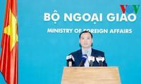 """中国""""海洋石油981""""钻井平台在新的位置作业侵犯越南的主权权利和管辖权"""