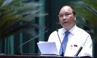 越南第13届国会第7次会议讨论信任调查和信任投票决议草案