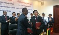 越南-莫桑比克签署教育合作议定书